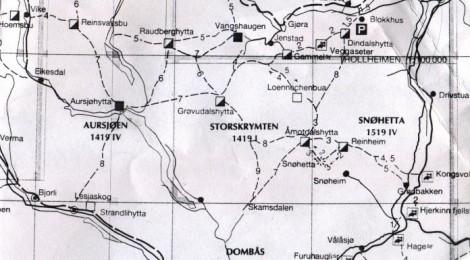 Routes in Dovrefjell 470x260 Das Reich der Ochsen